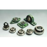 UCFL209, UCFL209-26 Pillow Block Bearings With Grub Screws of Cast Iron Pillow Blocks Manufactures