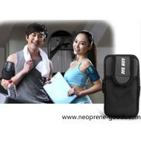 High Quality Custom Arm Neoprene cell phone bag for running fashion mobile phone bags Manufactures