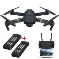 Drone Quadcopter WIFI X Pro Wide Angle Camera 720 Full HD FPV RTF 2x Batteries Manufactures