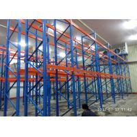 Heavy Duty Pallet Storage Racks Corrosion Protection Pallet Racking System for sale