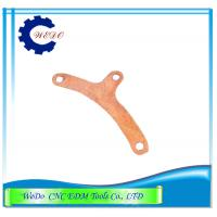China Charmilles Contact Plate EDM Parts 200542924 Triangle Contact Plate 200.542.924 on sale