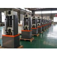 Metal Steel Bar Tensile Strength Universal Testing Machine Digital Control 6 Columns Manufactures
