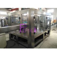 High Capacity Bottled Drinking Water Filling Machine For Bottled Water Maker Manufactures