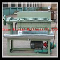 High quality low price plate and frame oil filter press,waste oil filter machine Manufactures