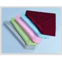 Lens / Camera / Eyeglass Cleaning Cloth Eco Friendly Promotional Customized Microfiber Manufactures