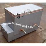 Oil-jacket Wax Melter, Direct Heat Wax Melting Tank/Pot Manufactures
