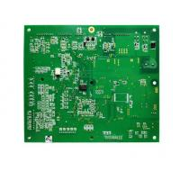 China Prototype Power Supply Circuit Board , 10 Layer Multilayer Pcb Fabrication on sale