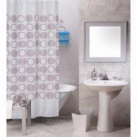Shower curtain, suitable for home, hotel and apartment Manufactures
