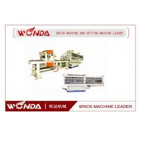 Auto Pneumatic Clay Soild Concrete Block Cutting Machine For Brick Products Manufactures