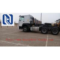 China 336HP Prime Mover Truck Air Pod EuroII 15 Months Guarantee Period on sale