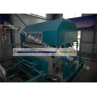 China High Speed Paper Pulp Molding Machine , Egg Tray Making Machine Rotary Type on sale