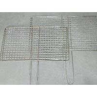 Food grade metal wire barbecue BBQ grills mesh,bbq mesh grill oven cooking mesh Manufactures