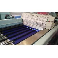 China 24 Needles Computerized Quilting Machines High Effectiveness For Embroidery on sale