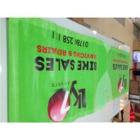 Outdoor Advertising PVC Flex Vinyl Mesh Banner with Digital Printing Manufactures