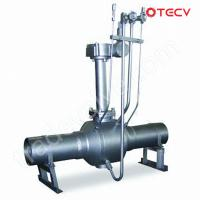 Fully Welded Trunnion Ball Valve, Flanged, F304 TECV Manufactures