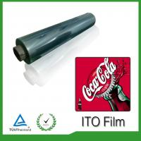 China 100ohm ito film for EL lamp on sale
