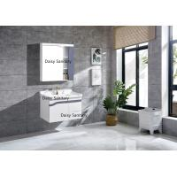 Modern Washbasins PVC Bathroom Vanity With Metal DTC Runners And Hinges Manufactures