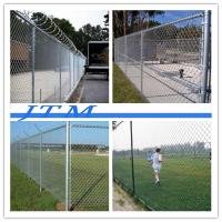 [China factory]4x4 fence posts metal fence, used chain link fence for cheap sales Manufactures