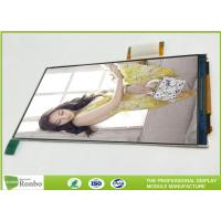 China Customizable FWVGA 480x854 5.0 Inch TFT LCD Display With RGB Interface on sale