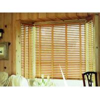 China Bamboo curtain, with 35mm/1.5-inch 5.0mm Slat, drawstring and ladder tape type on sale
