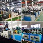 SPC Flooring Tile Making Extruder Machine Manufactures
