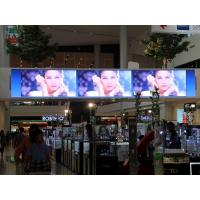 High Resolution Indoor P6 Led Screens Full Color For Commercial Advertising Manufactures