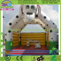 Cheer Amusement Children Ocean Themed Indoor Playground Inflatable Slide and Bouncer Manufactures