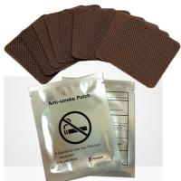 Anti-Smoke Patch 5*5cm Stop Smoking Patches Health Care Product Smoking Cessation No Bad Effects Body Stop Smoking Patch Manufactures