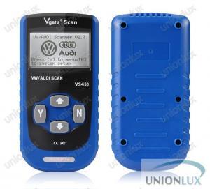 Quality Vgate VS450 CAN Auto Diagnostic Scanner , Volkswagen / Audi OBD2 Diagnostic Tool for sale