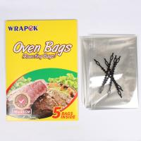 High Temperature Resistant Plastic Oven Bags For Cooking , Oven Bag Chicken Use Manufactures