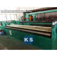 Custom Gabion Production Line Automatic Gabion Netting Hydraulic Packing Machine Manufactures