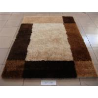 Persian Style Very Soft Frame Polyester Silk Shaggy Carpet Home Rug Manufactures