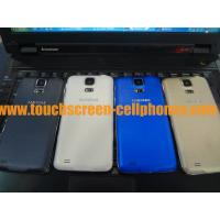 Multi Color Radio Wifi 3G Phone Samsung Galaxy S5 , Support TF Card up to 64GB Manufactures