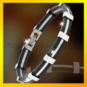 wholesale 2012 popular stainless steel bracelet in good design Manufactures