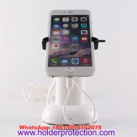 COMER security display stands for gsm cellphone Gripper anti-theft cell phone display bracket Manufactures