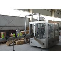 Manual Auto Water Filling MachinePure Water Filling Machine With ISO / CE Certificate Manufactures