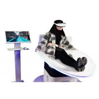 Virtual Reality Motion simulator / 9D VR Surf Slide with Thrilling Experience Manufactures