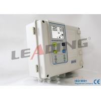 Quality Three Phase Pump Control Panel Sewage Water Pump Controller Inside Built Level for sale
