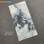 Acid - Resistant 750*1500 cm Polished Marble Tiles / Living Room Floor Tiles Manufactures