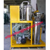 vacuum hydraulic oil filtration machines, Fire resistant Phosphate ester oil treatment system 3000LPH Manufactures