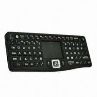 Rii Mini Touch N7 Bluetooth Keyboard Version 3.0 for PC, iPad 2, Android Tablet, PS3/Smart Phone Manufactures