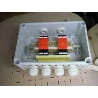 Quality 12A 1000V DC Solar Panel Combiner Box IP65 with Self-power for sale