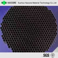 Expanded Customized Stainless Steel Honeycomb Core For Energy Absorber Manufactures