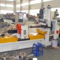 0.02mm Precision Wedge Wire Screen Welding Machines for Medical Industry Welding Speed 6~40rpm Manufactures