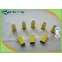 26G Yellow Colour Sterile Auto Pressure Activated Safety Blood Lancet Asepsis Blood Sample Collecting Needle Manufactures