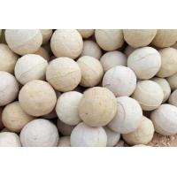 Good Thermal Stability Mullite Refractory Balls / Regenerative Mullite Insulation Brick Manufactures