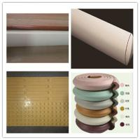 Flame Retardant Floor Tile Accessories For Acrovyn Wall Protection / Wall Corner Protectors Manufactures