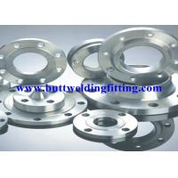 China Welding Neck Steel Pipe Flanges PN10 CuNI 90/10 Flat face Din2632 EEMUA145 on sale