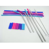 Rubber Sleeve Flexible Silicone Tubing Food Grade For Stainless Steel Straw Manufactures