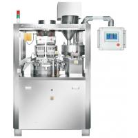 High Capacity Capsule Maker Machine , Size 3 Capsule Filler Machine With Output 2200 Pcs Per Minute Manufactures